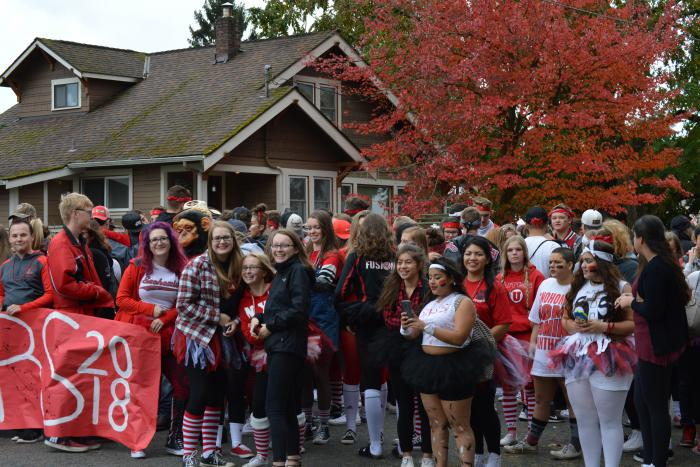Homecoming 2016 Photo by Holli Welcker